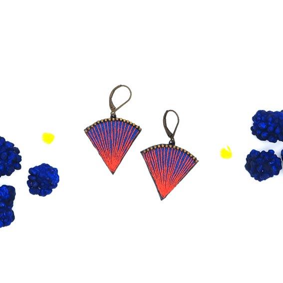 bijoux créateur Lyon boucle d'oreille bijouterie