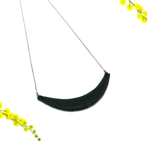 bijoux créateur lyon collier plastron or