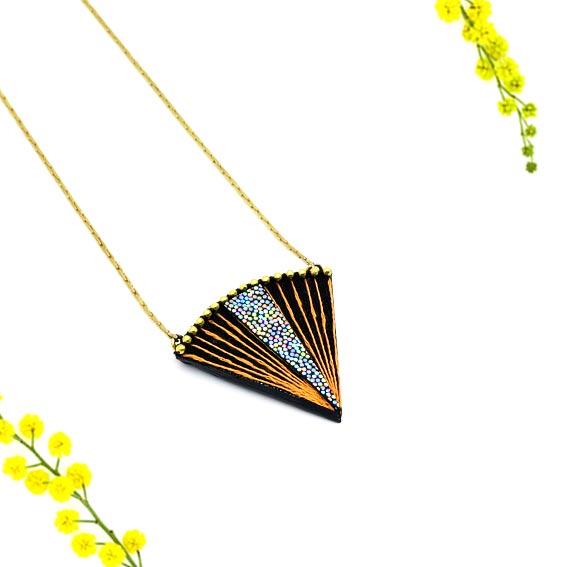 bijoux créateur lyon collier or